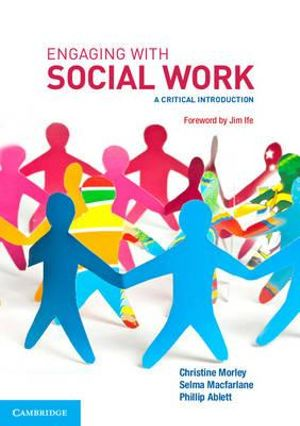 Cover of Engaging with Social Work
