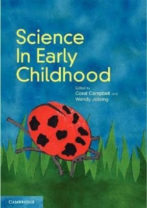 Cover of Science in Early Childhood