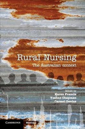 Cover of Rural Nursing