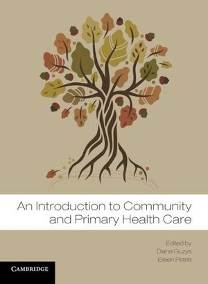Cover of An Introduction to Community and Primary Health Care in Australia