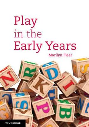 Cover of Play in the Early Years