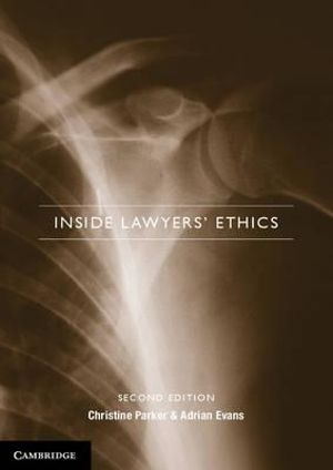 Cover of Inside Lawyers' Ethics