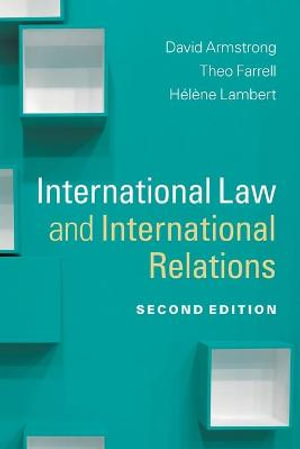 Cover of International Law and International Relations
