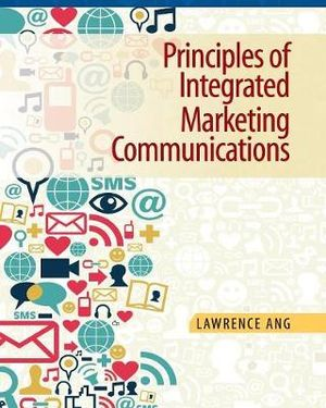 Cover of Integrated Marketing Communications
