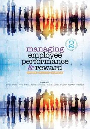 Cover of Managing Employee Performance & Reward