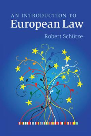 Cover of An Introduction to European Law