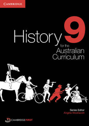 Cover of History for the Australian Curriculum Year 9