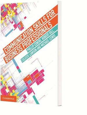 Cover of Communication Skills for Business Professionals 7