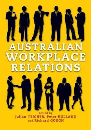 Cover of Australian Workplace Relations