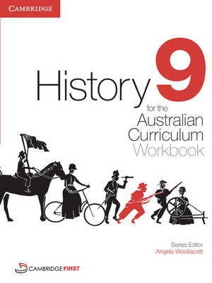 Cover of History for the Australian Curriculum Year 9 Workbook