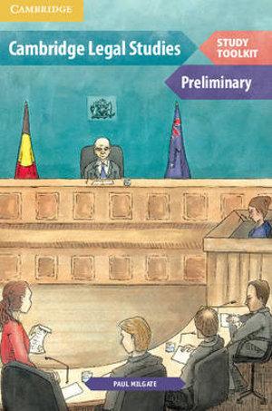 Cover of Cambridge Legal Studies