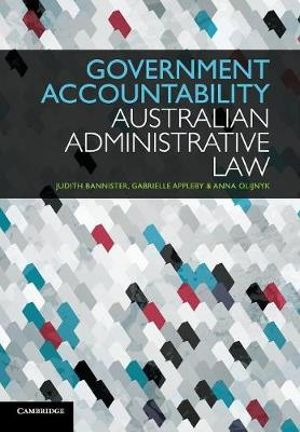 Cover of Government Accountability