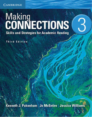 Cover of Making Connections Level 3 Student's Book