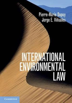 Cover of International Environmental Law