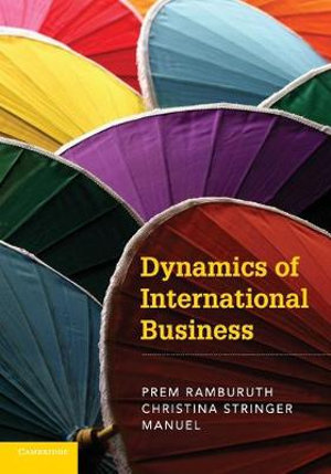 Cover of Dynamics of International Business: Asia-Pacific Business Cases