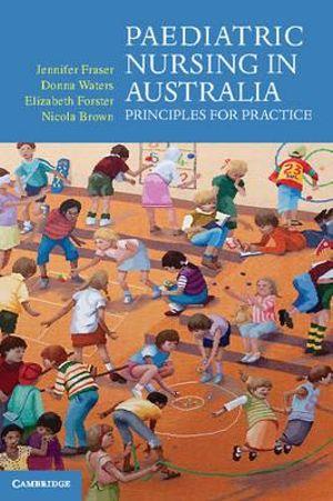 Cover of Paediatric Nursing in Australia