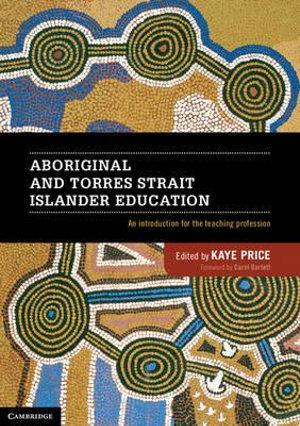 Cover of Aboriginal and Torres Strait Islander Education