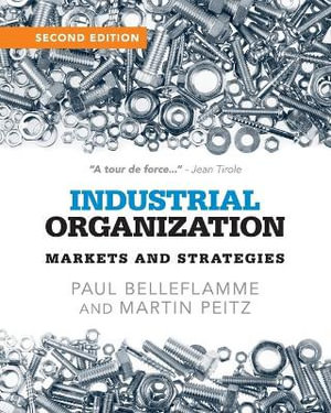 Cover of Industrial Organization