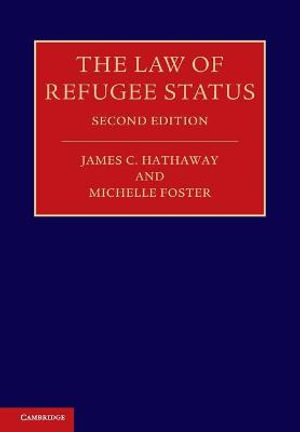 Cover of The Law of Refugee Status