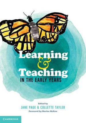 Cover of Learning and Teaching in the Early Years