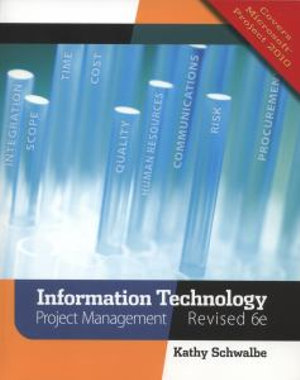 Cover of Information Technology Project Management, Revised