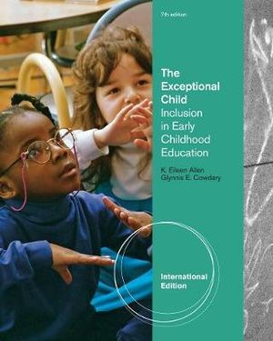Cover of The Exceptional Child