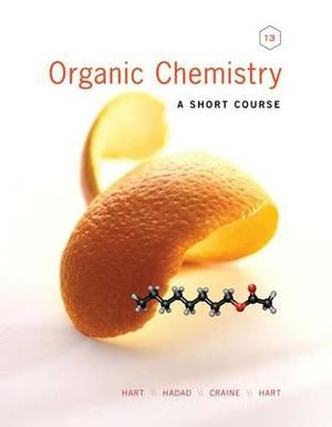 Cover of Organic Chemistry: A Short Course