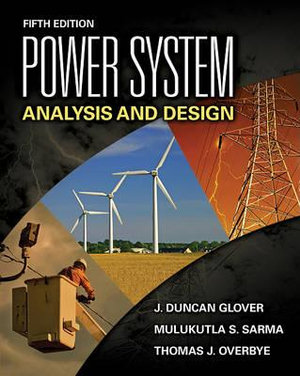Cover of Power System Analysis and Design