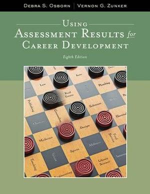 Cover of Using Assessment Results for Career Development
