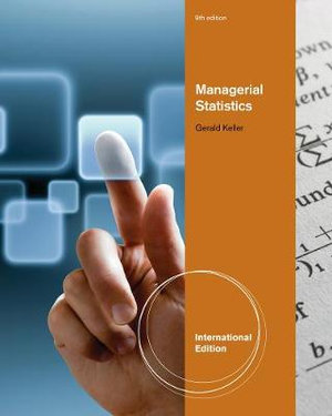 Cover of Managerial Statistics