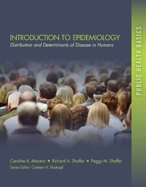 Cover of Introduction to Epidemiology: Distribution and Determinants of Disease