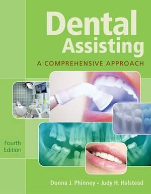 Cover of Dental Assisting: A Comprehensive Approach