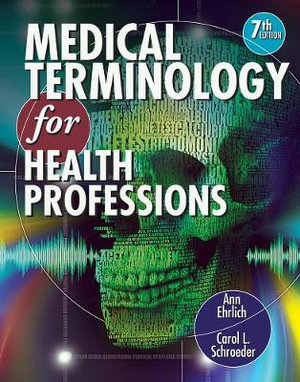 Cover of Medical Terminology for Health Professions (with Studyware CD-ROM)