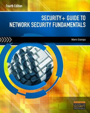 Cover of Security+ Guide to Network Security Fundamentals