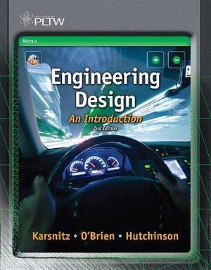 Cover of Engineering Design : An Introduction
