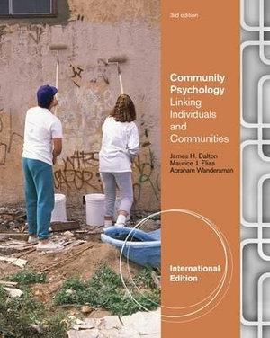 Cover of Community Psychology