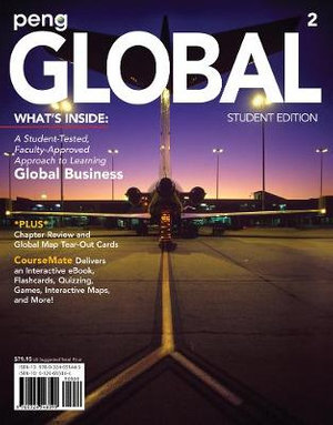 Cover of GLOBAL (with Printed Access Card)