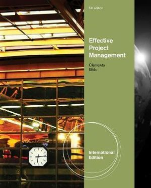 Cover of Effective Project Management