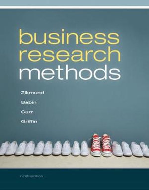 Cover of Business Research Methods (with Qualtrics Printed Access Card)