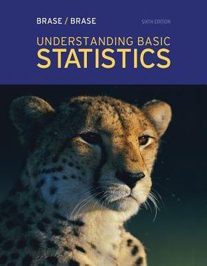 Cover of Understanding Basic Statistics