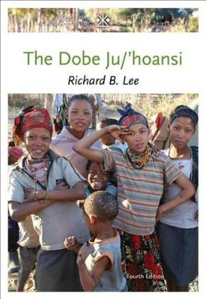 Cover of The Dobe Ju/'Hoansi
