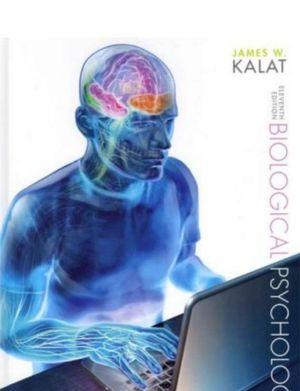 Cover of Biological Psychology