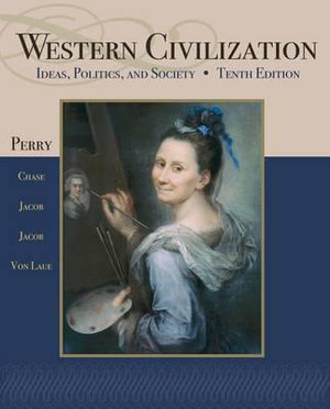 Cover of Western Civilization: Ideas, Politics, and Society
