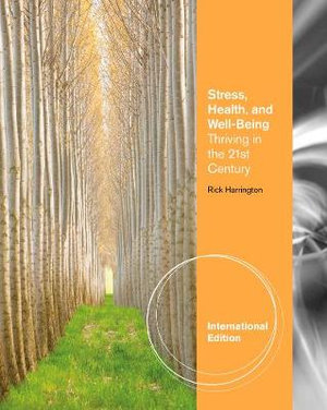 Cover of Stress, Health and Well-being