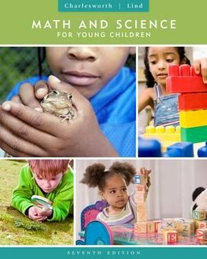 Cover of Math and Science for Young Children