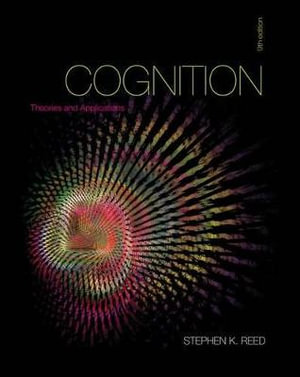 Cover of Cognition : Theories and Applications