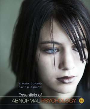 Cover of Essentials of Abnormal Psychology (with Psychology CourseMate with  eBook Printed Access Card)