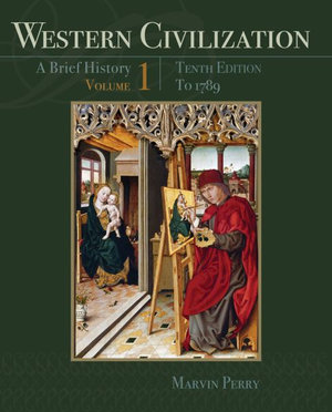 Cover of Western Civilization: A Brief History, Volume I: To 1789