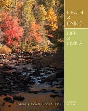 Cover of Death & Dying, Life & Living