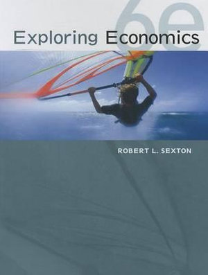 Cover of Exploring Economics